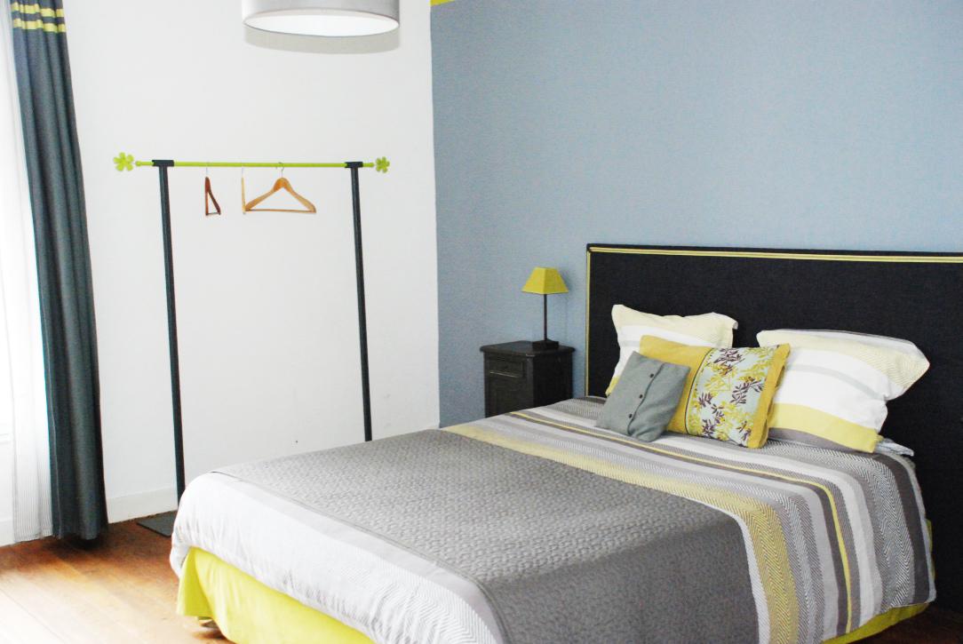 Nos chambres accueillantes et confortables.