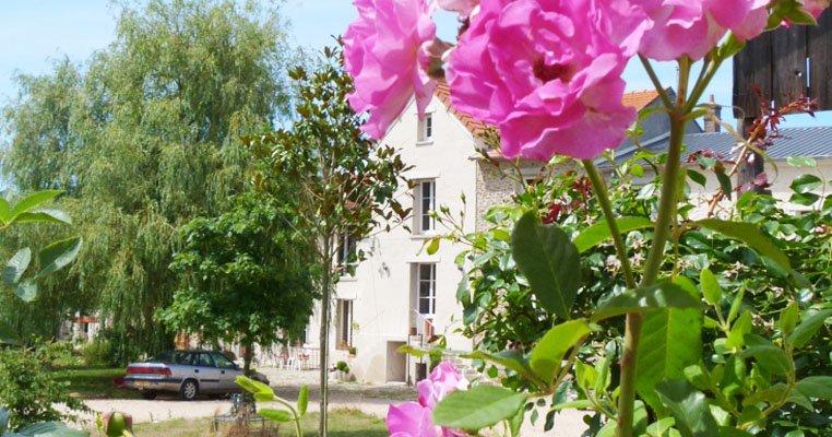 Ferme du Grand Hôtel du Bois | Chambre d'hôte à Jouarre